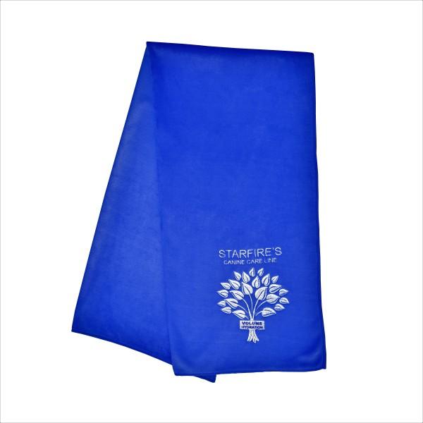 Starfire Microfaser Handtuch royalblau