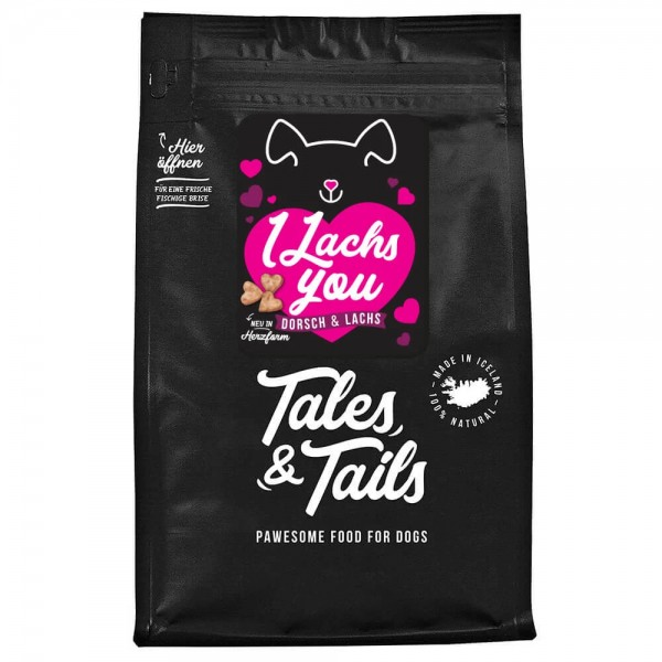 Tales & Tails Icebarks – I Lachs You