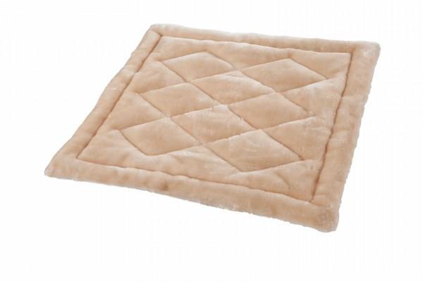 Soft Bed Deluxe Matte, 57 x 55 x 2.5 cm, beige