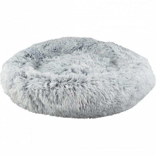 Cozy donut bett Grau 70 cm
