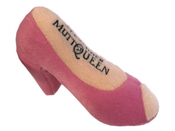 Pink Muttqueen Shoe