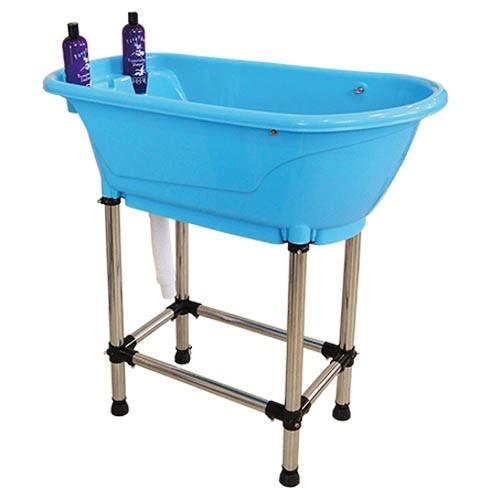 Ibanez® Leichte tragbare Stand-Badewanne für Hunde