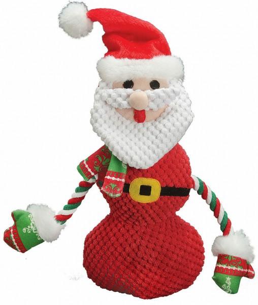 Weihnachtsplüschtier mit Seil