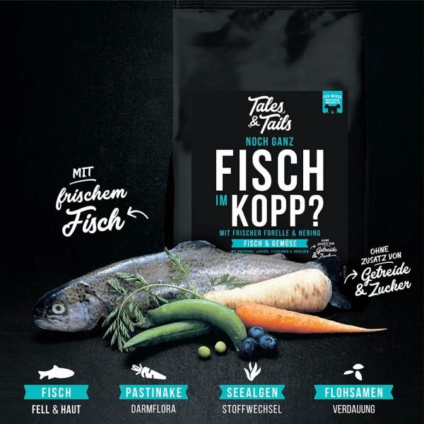 Noch ganz Fisch im Kopp? - 1,5 kg