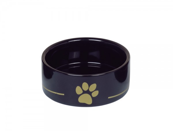 "Keramik Napf ""Golden Paw"""