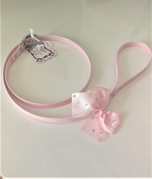 Charlotte's Dress Hundeleine Bonni Pink