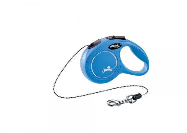 flexi NEW CLASSIC XS Seil ( 3 m ) blau