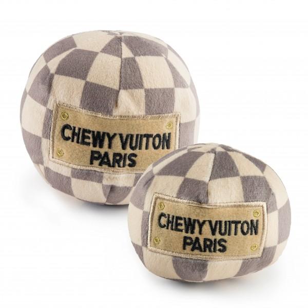 Checker Chewy Vuiton BalI small
