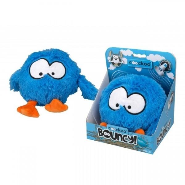 Coockoo Bouncy Jumping Ball Blau