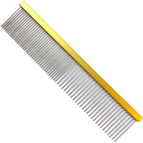 4Paws Kamm mit Alugriff 19 cm