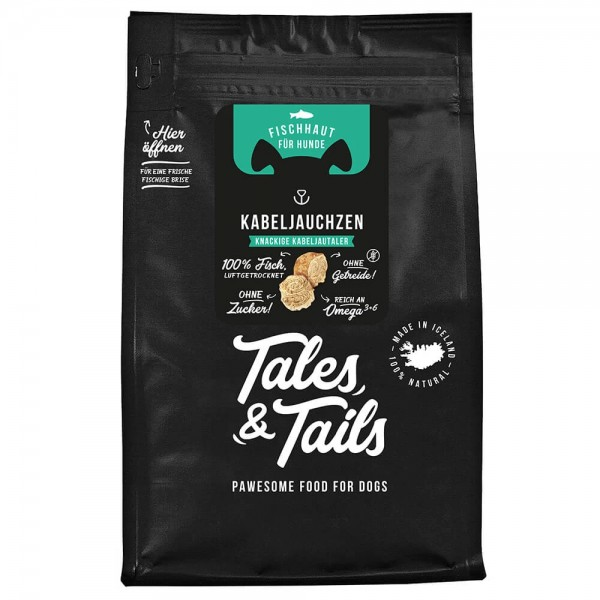 Tales & Tails Icebarks –Kabeljauchzen
