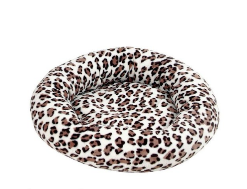 O'lala Pets Donut mit Leopard Muster 60 cm