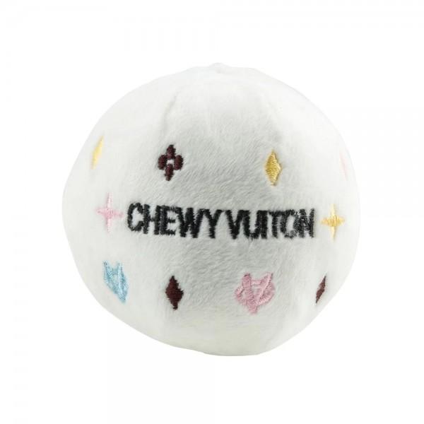 White Chewy Vuiton BalI
