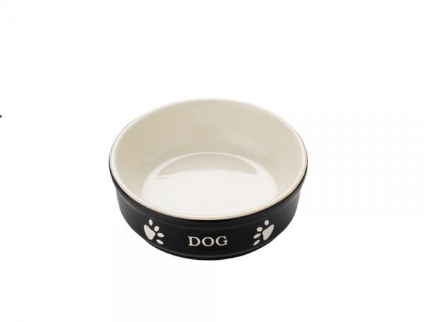 "Hunde Keramiknapf ""DOG"""
