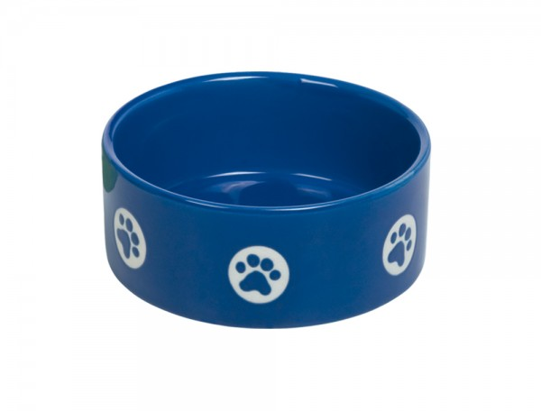 "Keramiknapf ""Tassu"" blau"