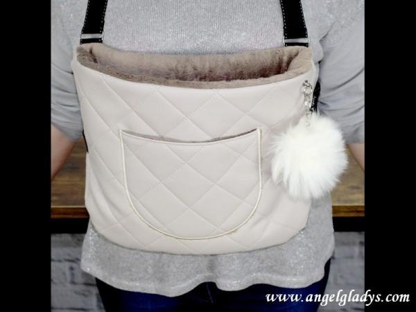 Angel & Gladys Bauchtragetasche