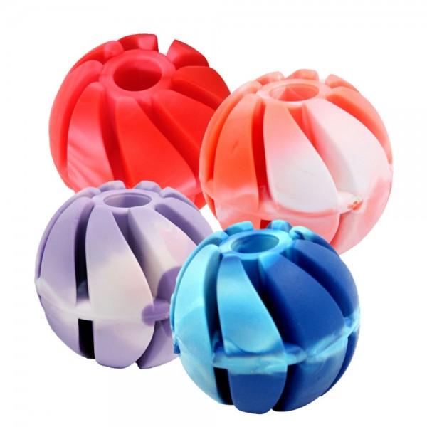 Pet Nova Ball aus Naturkautschuk , sinkt nicht im Wasser 4,5 cm