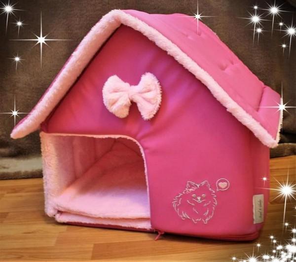 Angel & Gladys Kuschelhaus Pink