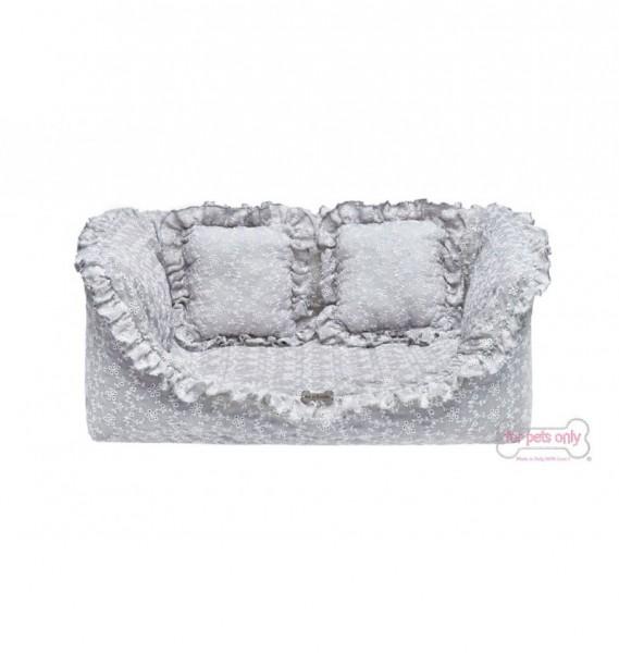 Romantic Sofa grey