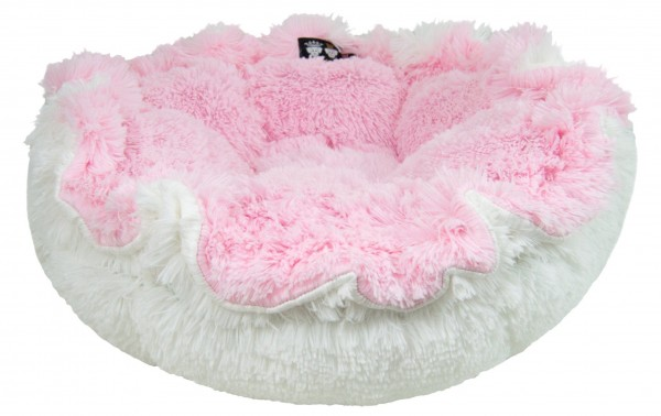 Bessie and Barnie Cuddle Pod -Snow White / Bubble Gum