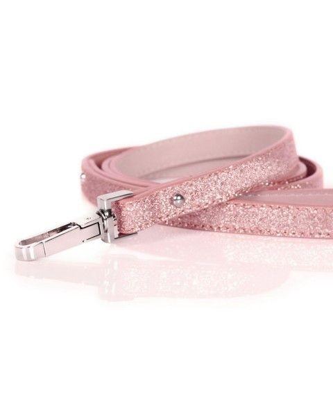 Stardust Hundeleine in Pink