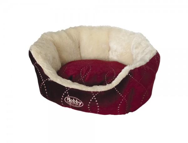 """Komfort Bett oval """"CENO"""""""