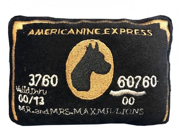 Amerikanine Express Bark Card