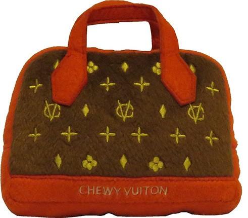 Chewy Vuiton Posh Purse klein