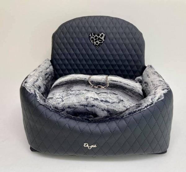 Eh Gia' Autositz ( auf Bestelung ) Black / Cinci