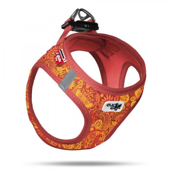 CURLI Vest Harness Air-Mesh Red SE2021