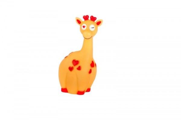 Vinylspielzeug Giraffe Stella
