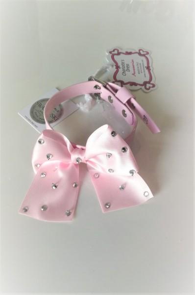 Charlotte's Dress Hundehalsband Baby Rose