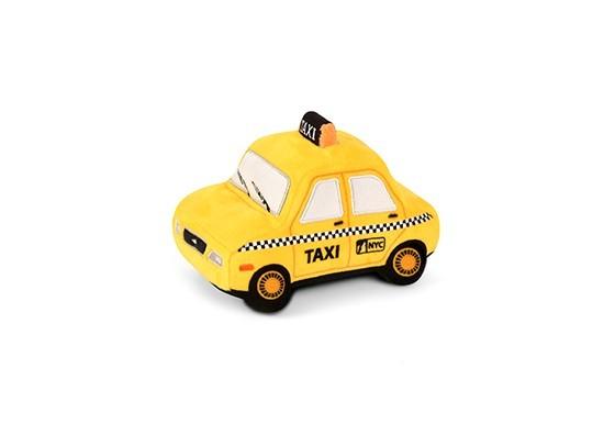 Canine Commute Collection - New Yap City Taxi