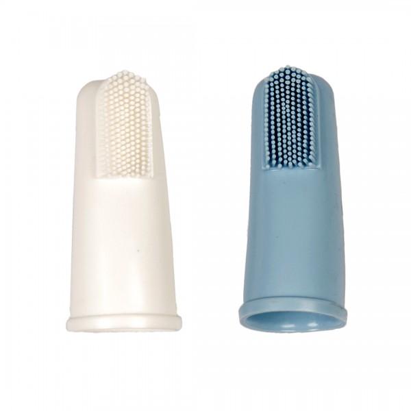Finger-zahnbürste 2 ST