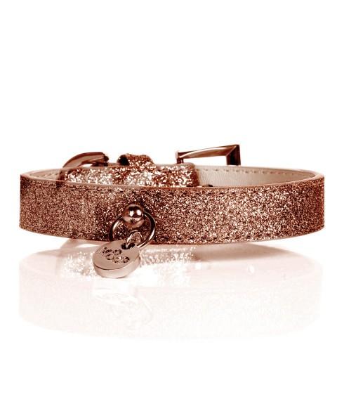 Stardust Halsband Cooper 1,5 cm breit