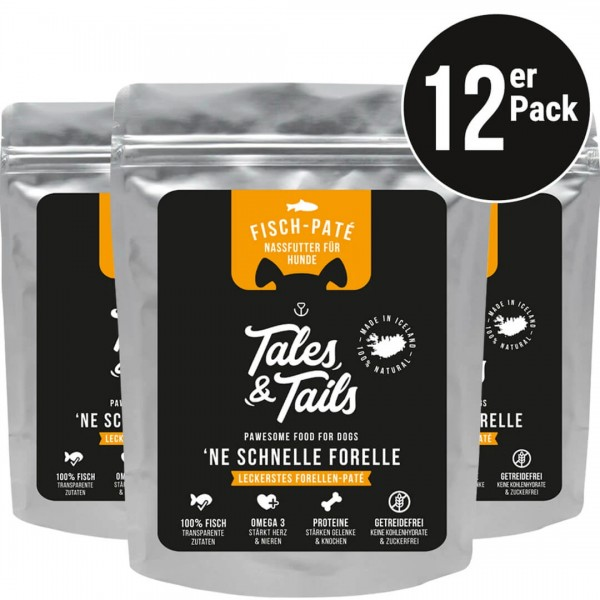 Tales & Tails 'Ne schnelle Forelle