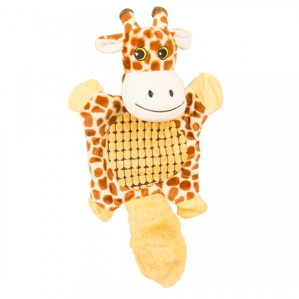 Plüsch Giraffe Crinkle 43x25x8cm