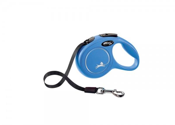 flexi NEW CLASSIC XS Gurt blau XS ( 3 m )