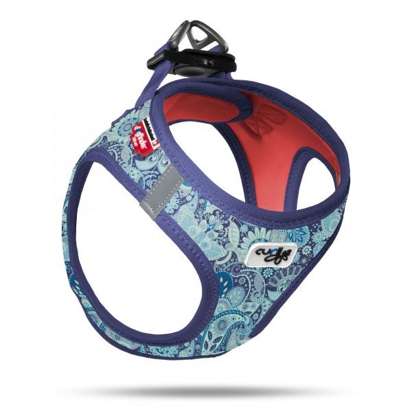 CURLI Vest Harness Air-Mesh Blue SE2021