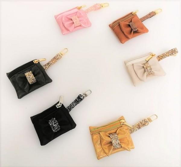Eh'Gia kleine Tasche für Kottbeutel in 4 Farben incl. 1 Rolle