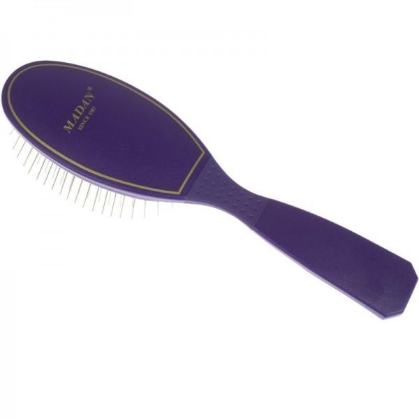 Madan Bürste groß soft 22 mm Lavendel